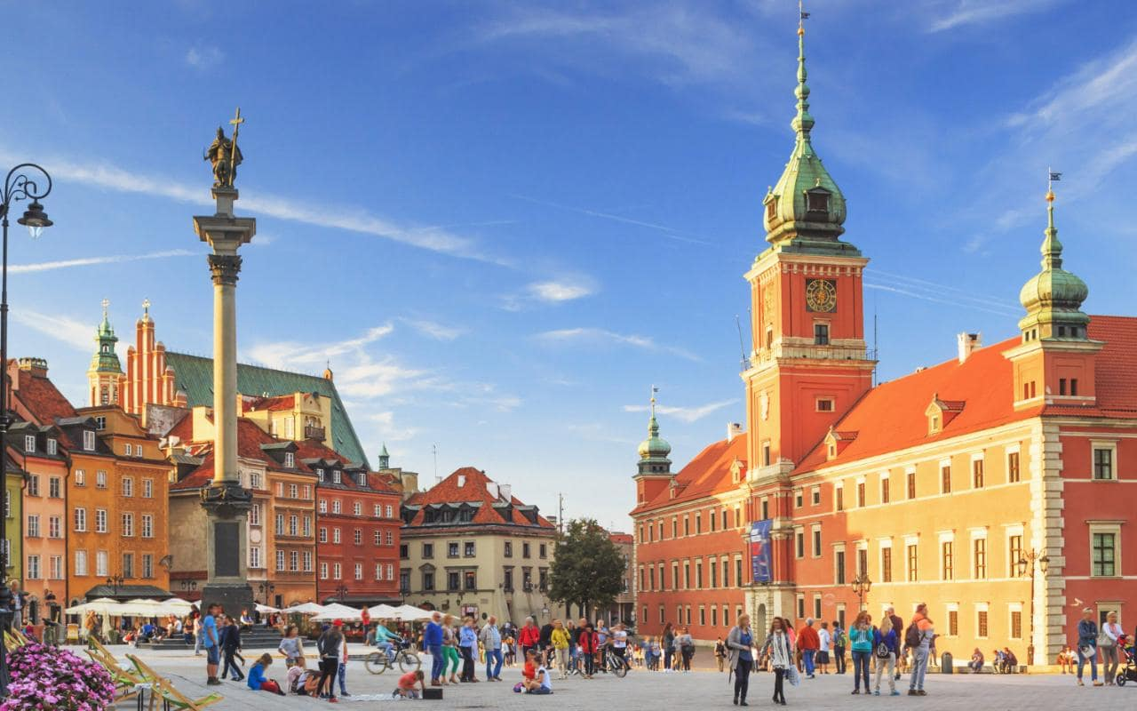 Image result for warsaw poland